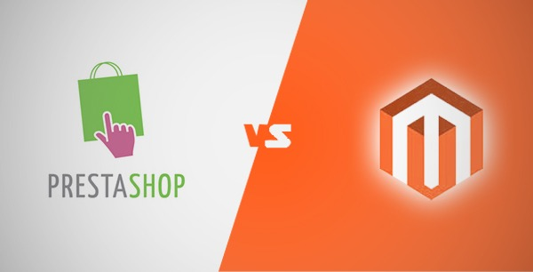 Magento vs Prestashop ecommerce CMS comparison